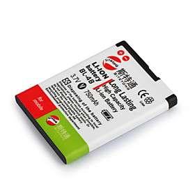 baterias de telefone celular BL 4B para celular Nokia 1209/1682 e mais