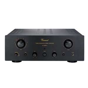 SV 226MKII Hybrid Stereo Integrated Amplifier   Black Electronics