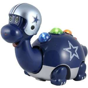 Dallas Cowboys Musical Team Dino Toy Sports & Outdoors