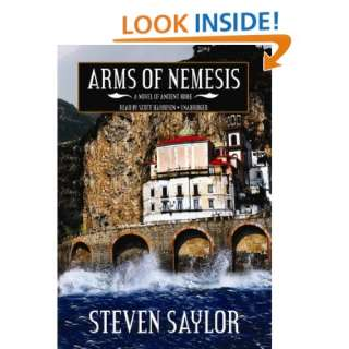 Arms of Nemesis (A Mystery of Ancient Rome) (Library