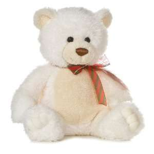 Aurora Plush 16 White Chocolate Bear Toys & Games