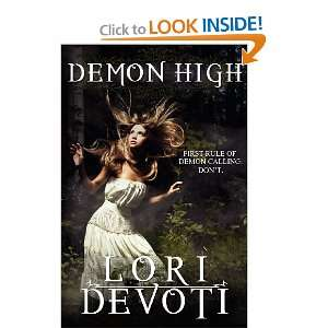 Demon High: Young Adult Urban Fantasy (9781456592608