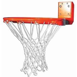 Rear Mount Double Rim Basketball Rim with Net included