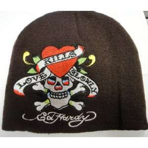 Beanies #5,tattoo hat,tattoo beanie,Ed hardy beanies,: Everything Else