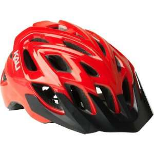 Adult Chakra Bike Racing BMX Helmet   Red / X Small/Small: Automotive