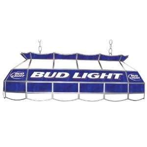 Bud Light 40 inch Stained Glass Pool Table Light Kitchen