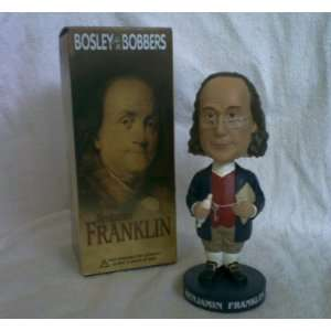 Benjamin Franklin Bosley Bobber Bobblehead: Everything Else
