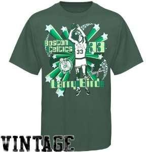 Boston Celtics Apparel  Boston Celtics Larry Bird Green