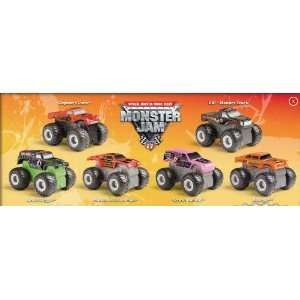Burger King Monster Jam Grave Digger Truck (2007