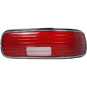 OE Replacement Chevrolet Caprice/Impala Passenger Side Taillight Lens