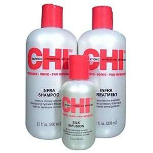 CHI Farouk Systems USA Cationic Hydration Interlink System Hair