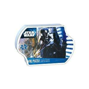 com Kids Lenticular Star Wars Puzzle 150 Pcs Darth Vader Foil Puzzle