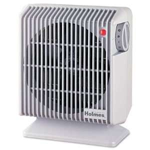 Holmes Compact Energy Efficient Heater Fan HLSHFH105 UM