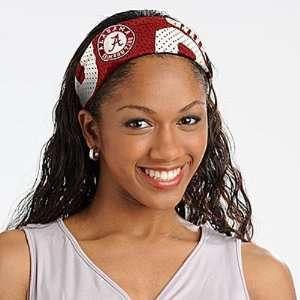 Alabama Crimson Tide UA NCAA Jersey Fanband Headband