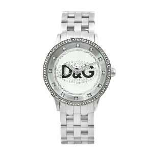 Womens DW0145 Prime Time Stainless Steel Crystal Dial Watch Watches
