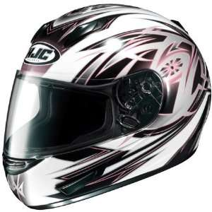 HJC CL 15 Cyclone Full Face Helmet X Small  Pink