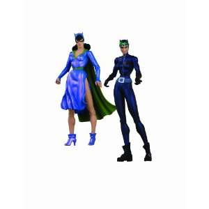 DC Origins Series 1: Catwoman Action Figure Two Pack: Toys