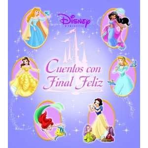 Disney princesa cuentos con final feliz Disney Princess Happily Ever