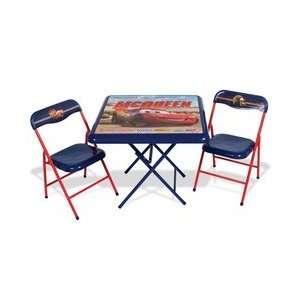 Disney Princess Folding Table Chair Set