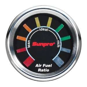 CP7111 Super III 2 Electrical Air/Fuel Ratio Gauge Kit Automotive