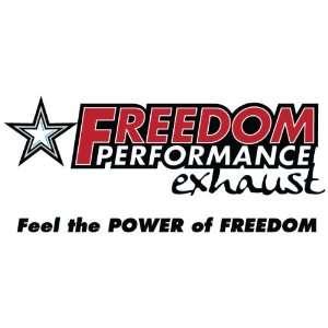 Freedom Performance Exhaust HD00328 36 TRUE DUAL