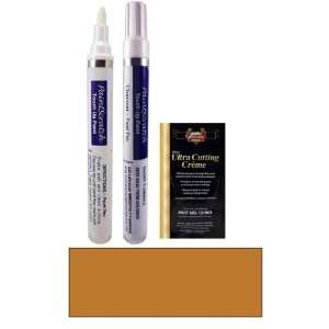 Gold Metallic Paint Pen Kit for 2005 Fleetwood Motorhome (748536K