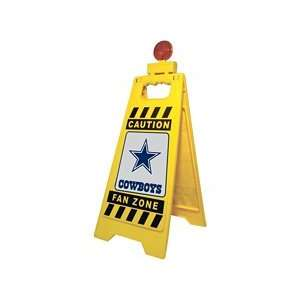 Dallas Cowboys Fan Zone Floor Stand by Hunter Sports