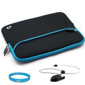 Portable DVD Player + Naztech USB Mini Mouse with Retractable Cord for