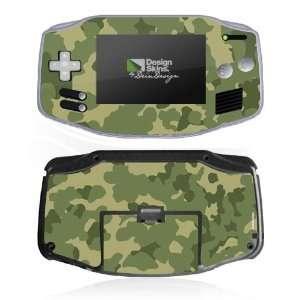 Design Skins for Nintendo Game Boy Advance