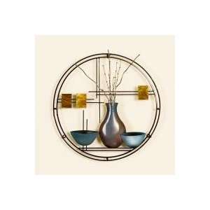 Stained Glass Vase & Bowl Wall Art by Southern Enterprises