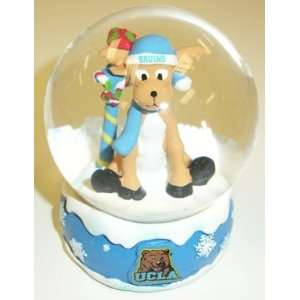 UCLA Bruins NCAA Holiday Snow Globe