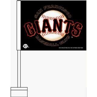 San Francisco Giants Car Flag *SALE*