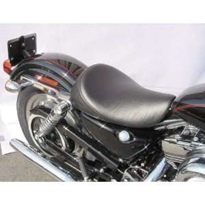 Motorcycle Seat Plain For Harley Davidson XL Models 1996 2003   19 201