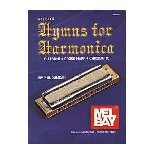 Mel Bay Hymns for Harmonica Musical Instruments