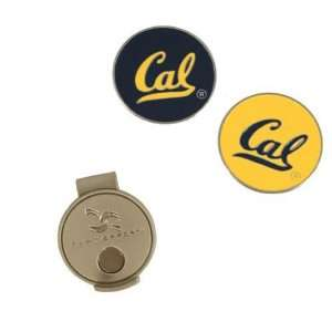Cal Golden Bears NCAA Hat Clip & Ball Marker