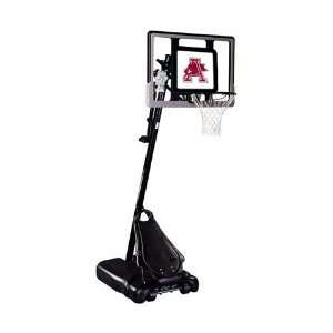Huffy Arkansas Razorbacks NCAA / NBA Custom Portable Basketball System