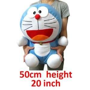 Doraemon Good Large Doraemon Plush Stuffed Doll Toy 50cm
