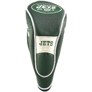 NFL New York Jets Green White Hybrid Headcover