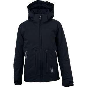 Spyder Electric Ski Jacket Girls Sports & Outdoors