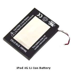 High Quality Amzer Li Ion Battery For Ipod 4Th Gen Charge