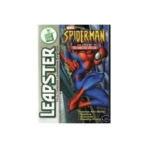 LEAPSTER SPIDER MAN: Toys & Games