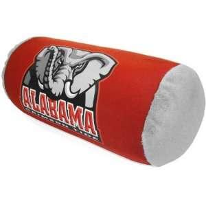 Alabama Crimson Tide Super Soft Bolster Pillow