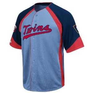 MLB Minnesota Twins Cooperstown Wheelhouse Jersey Sports