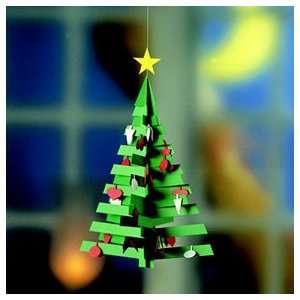 Flensted Mobiles Advent Calendar Tree (1)