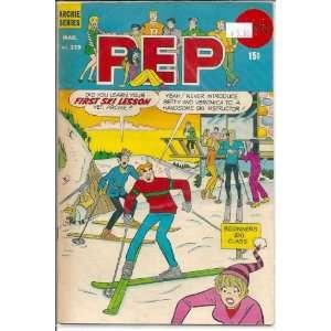 Pep Comics # 239, 4.5 VG + Archie  Books