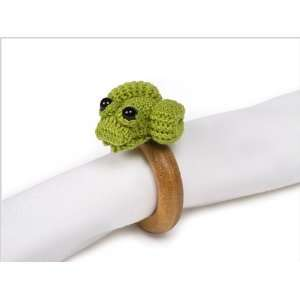 Frog Napkin Rings
