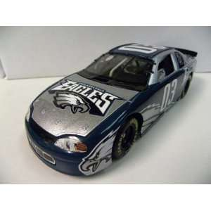 1/24 Scale Action Nascar #3 Philadelphia Eagles 2003 Stock Car