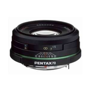 smc P DA 70mm f/2.4 Limited 21620: Camera & Photo