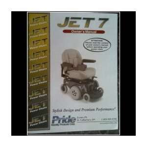 JET 7, RECHARGEABLE, ELECTRIC WHEELCHAIR