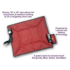 TempaChair Battery Powered Heated Seating Pad Electronics